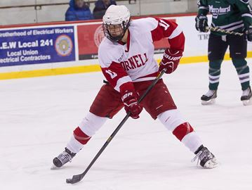 Oakville's Jenner earns second Ivy League player of year award